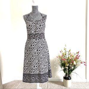 LOFT Ann Taylor floral patterned dress
